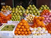 Oranges from Market Manila