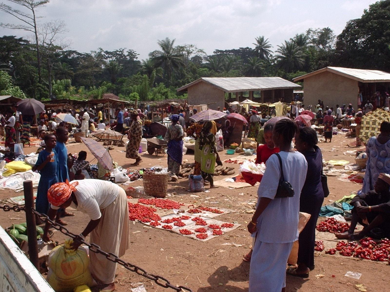 Village Market Nigeria