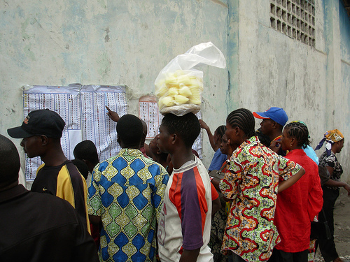 DRC Election