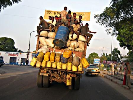 Kobolo - Public Transportation DR of Congo