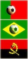 Nações Lusófonas na Copa do Mundo