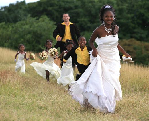 Annoella, Bride from Mauritius