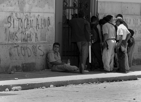 oaxaca protest