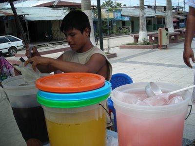 peru drinks