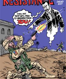 Saddam's Ghost