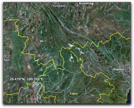 Northern Laos
