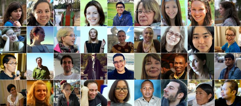 Global Voices Lingua Editors and Coordinators