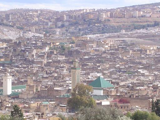 Fez medina by Jillian York