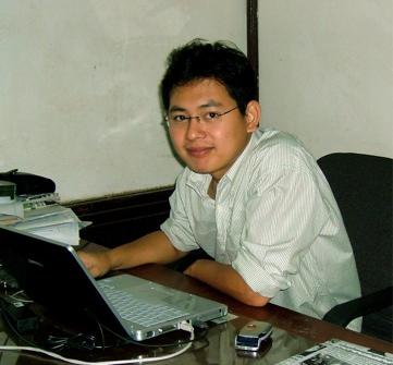 Borin Ly, Cambodian Blogger