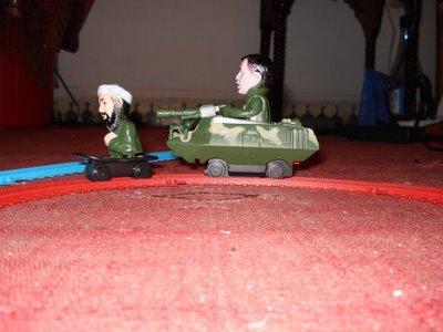 Osama Bin Laden Toy