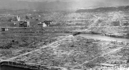 Aftermath of the atomic bombing of Hiroshima