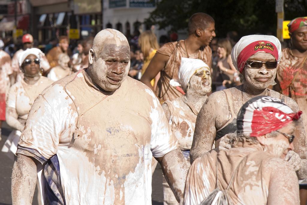 notting hill carnival 2007 jouvert