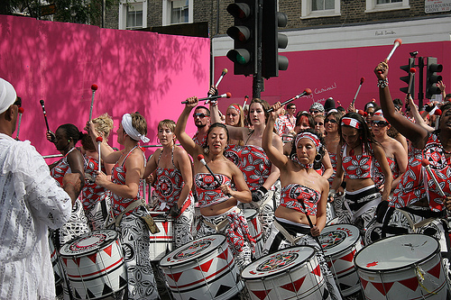 notting hill carnival 2007 steelband