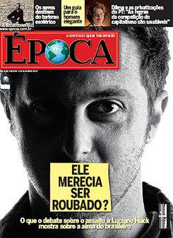 Luciano Huck - Época