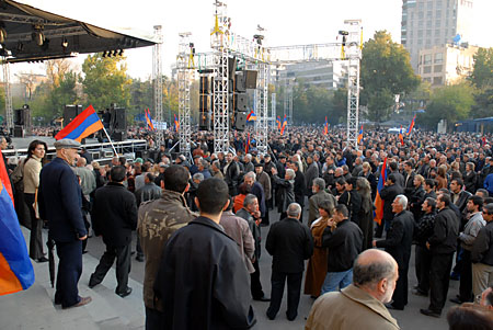 Levon Ter Petrosian Rally