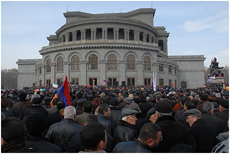 Opposition Demo