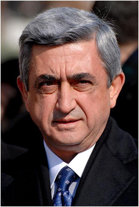 Serge Sargsyan