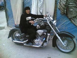 The mother of all Harleys