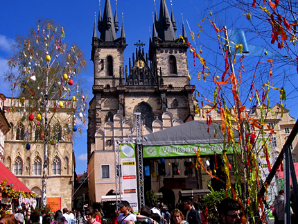 Prague Easter