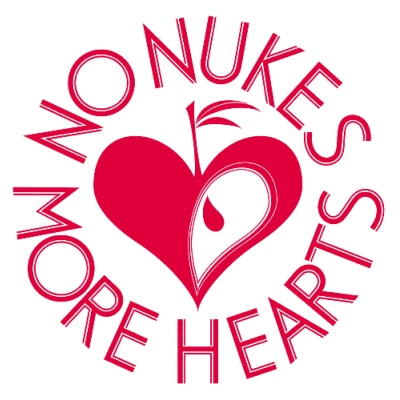 No Nukes More Hearts- Logo