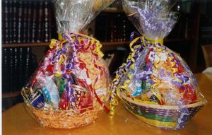 Purim Gift Baskets (Image)