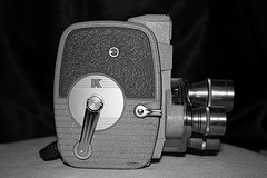 1959 Keystone Video Camera by ladeeda