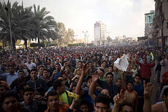 Egypt General Strike 2008