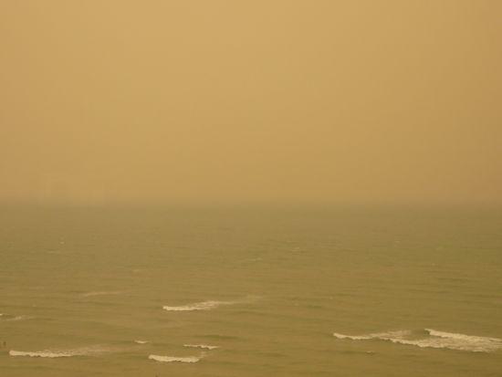 Dusty Kuwait