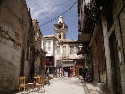Saroujah, Damascus