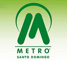 Santo Domingo Metro Logo