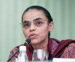 Marina Silva, former Brazilian Environment Minister