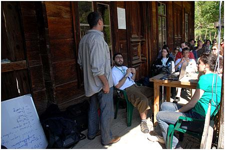 Caucasus BarCamp