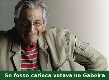 If I was from Rio, I would vote for Gabeira