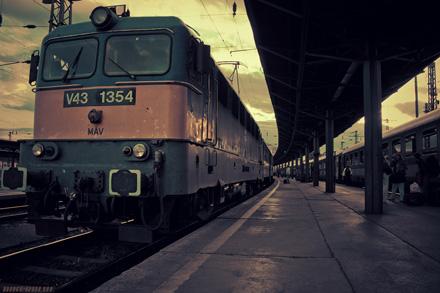 keleti-station