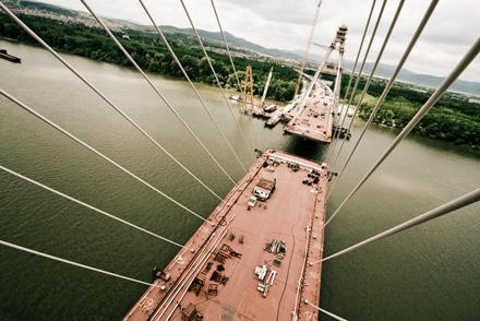 Нов мост над Дунав во Будимпешта