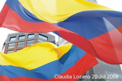 Banderas por Claudia Lozano