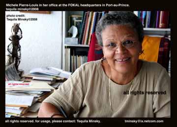 Michelle Pierre-Louis