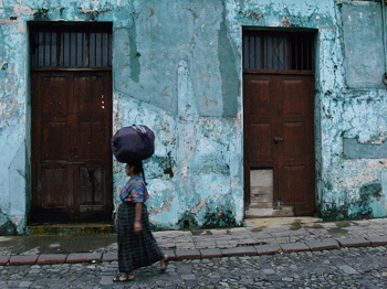 Indigena in Guatemala