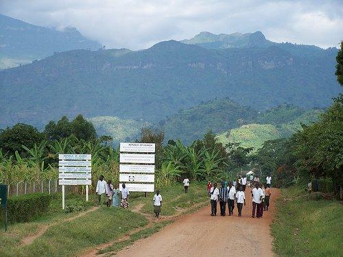 Monte Elgon, Uganda