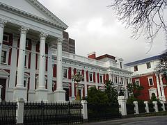 Casas do Parlamento da África do Sul