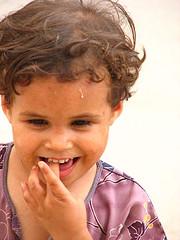 Saharaui Girl