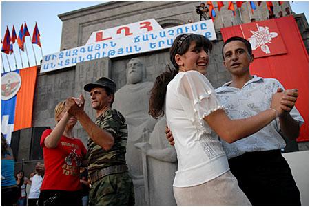 ARF-D Karabakh Anniversary Event