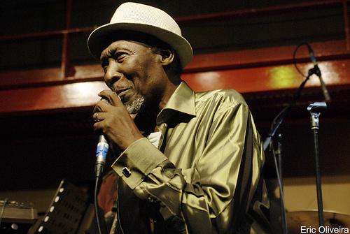 Late Jamaican musician Alton Ellis