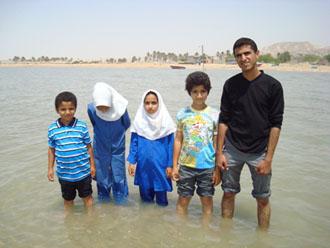 Мохамед до неговите четири ученици