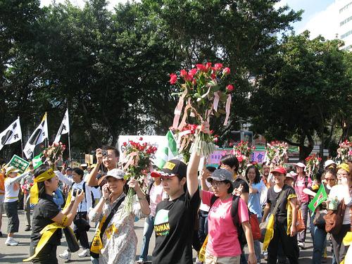 roseprotest