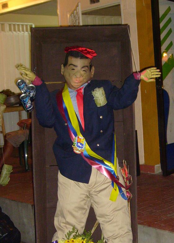 Hugo Chávez dummy
