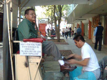 mexico shoeshiner