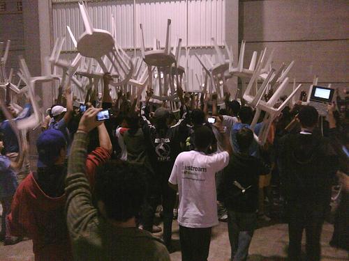 Протест за музика