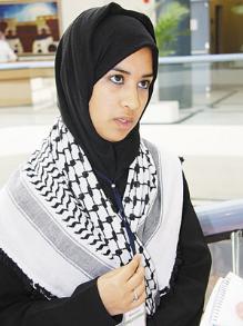 Amna Fatani