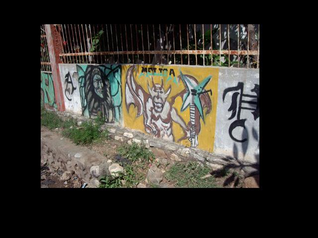 Almeida's wall